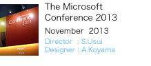 The Microsoft Conference 2013